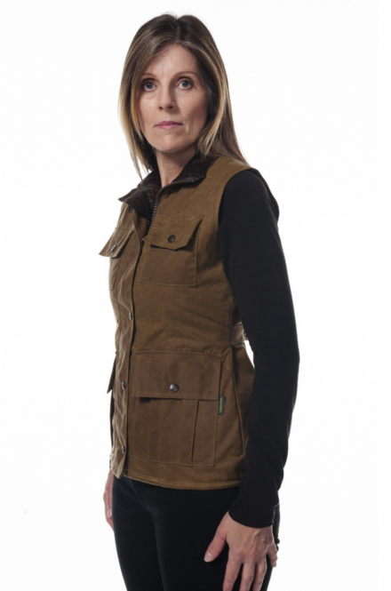 Hunter Aviemore Ladies Wax Gilet